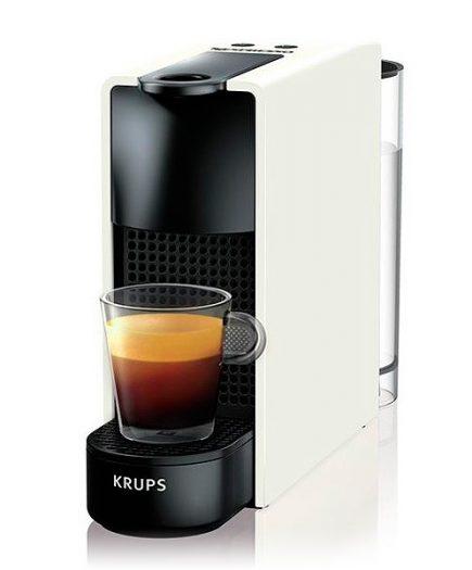 xekios Cafetière à capsules Krups XN1101 0,6 L 19 bar 1300W Noir Blanc