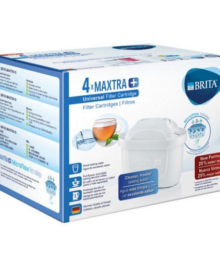 xekios Filtre pour Carafe Filtrante Brita Maxtra (4 pcs)