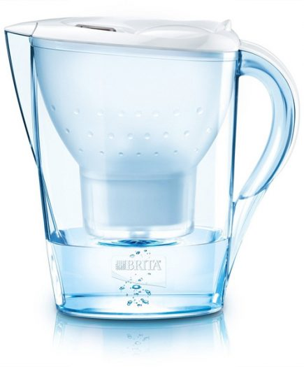 xekios Carafe Filtrante Brita MARELLA 2,4 L Blanc