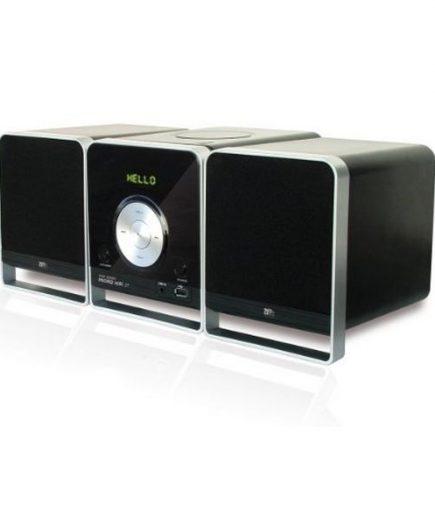 xekios Hi-fi Best Buy Sound Micro HiFi BT Bluetooth 10W Noir