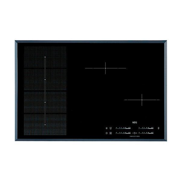 xekios Plaque à Induction Aeg 218297 949 597 090 7400W 80 cm Noir