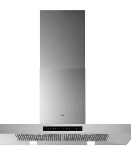 xekios Hotte standard Aeg DBB5960HM 90 cm 779 m3/h 59 dB Acier inoxydable