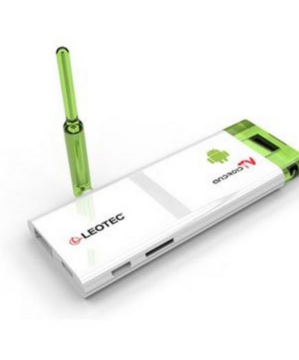 xekios Adapteur de TV intelligente LEOTEC LEANDTV03 Wifi USB 2.0 4 GB 1GB RAM HDMI