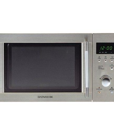 xekios Micro-ondes avec Gril Daewoo 800W 23 L Argent