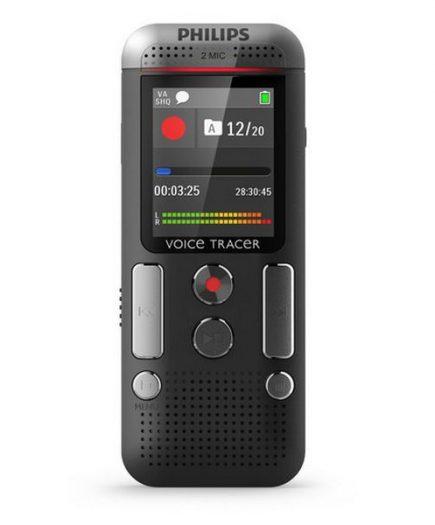 xekios Enrégisteur Philips Voice Tracer 2500
