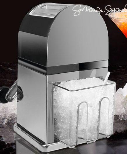 xekios Broyeur de Glace Ice Crusher