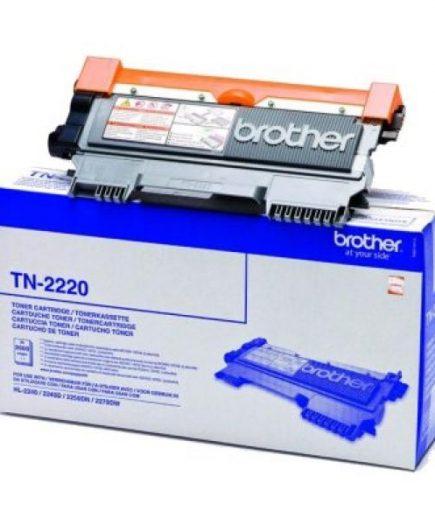 xekios Toner original Brother TN-2220 Noir