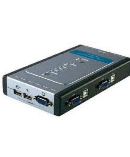 xekios Switch KVM D-Link DKVM-4U 4 x USB