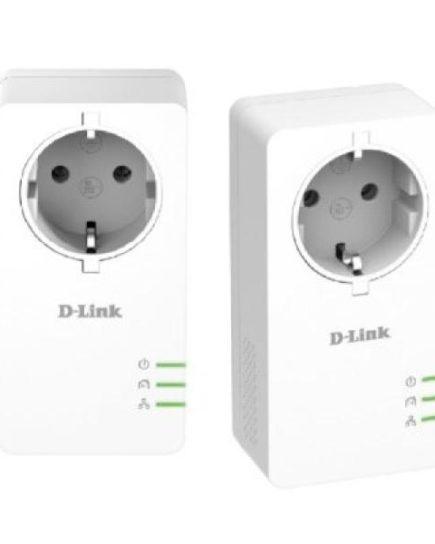 xekios Adaptateur PLC Wifi D-Link PowerLine DHP-P601AV 1000 Mbps