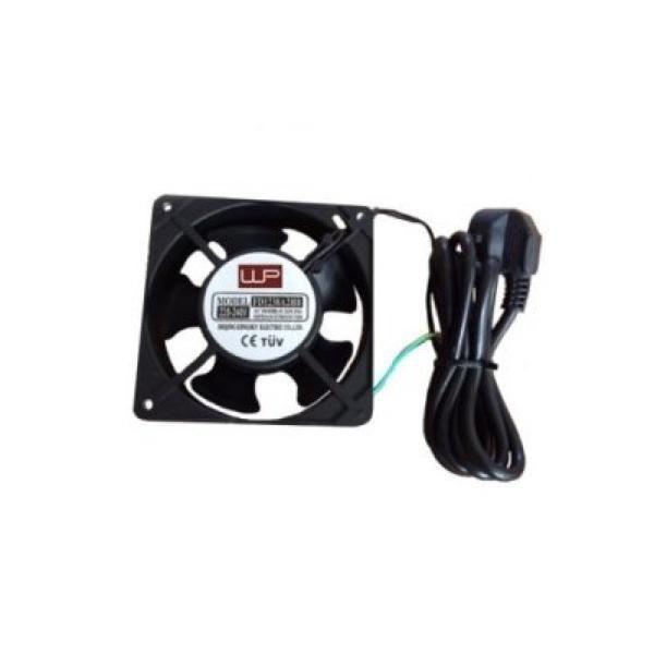 xekios Ventilateur pour Armoire Rack WP WPN-ACS-FAN120 120 x 120 x 38 mm 220 V