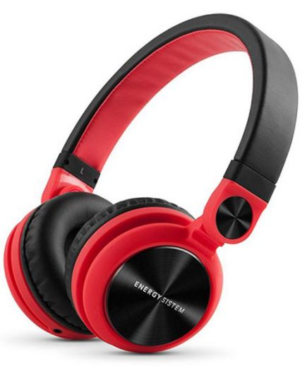 xekios Casque Energy Sistem DJ2 424597 Rouge