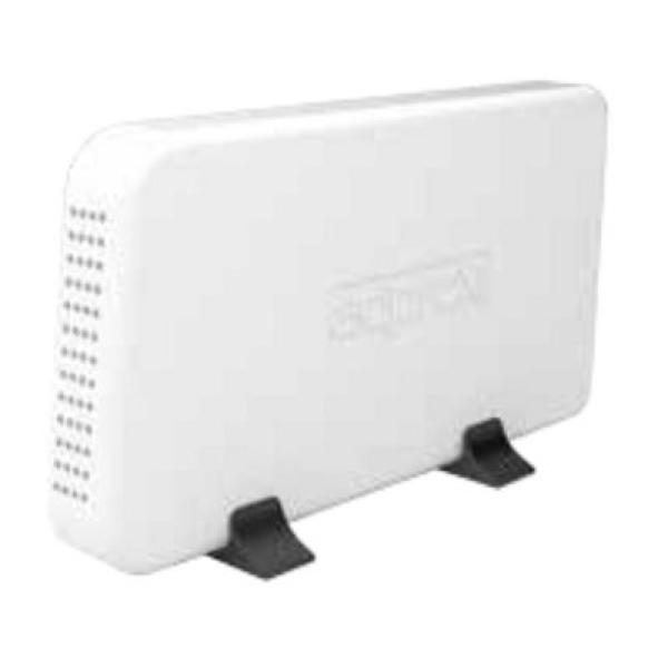xekios Boîtier Externe approx! appHDD07W 3.5 USB 2.0 SATA I / II Blanc