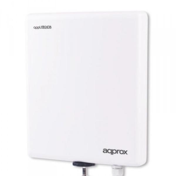 xekios Antenne Panneau Directionnelle d'Extérieur approx! APPUSB26DB USB 26 dBi