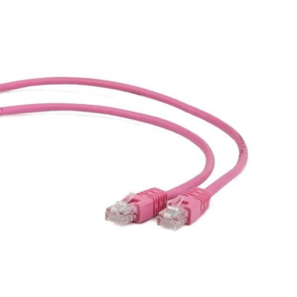 xekios Câble Catégorie 5e UTP iggual IGG310571 3 m Rose