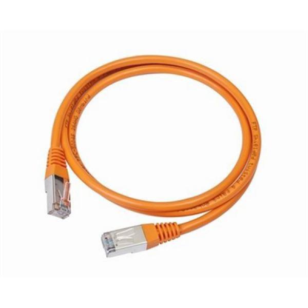 xekios Câble Catégorie 5e UTP iggual IGG310687 2 m Orange