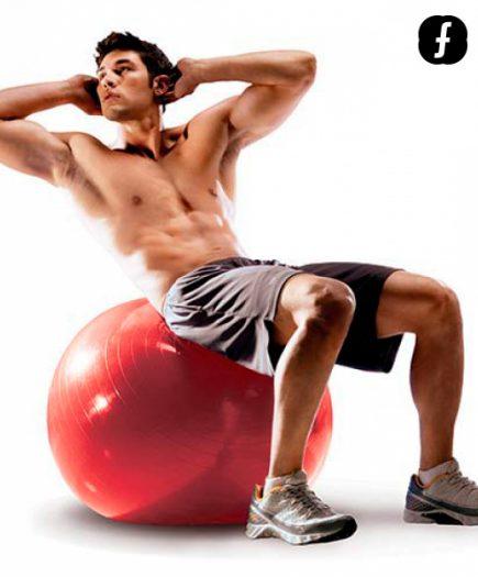 xekios Ballon Pilates Body Fitball (55 cm)