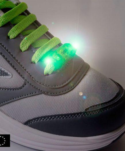 xekios Lumières de Sécurité LED pour Lacets GoFit (pack de 2)