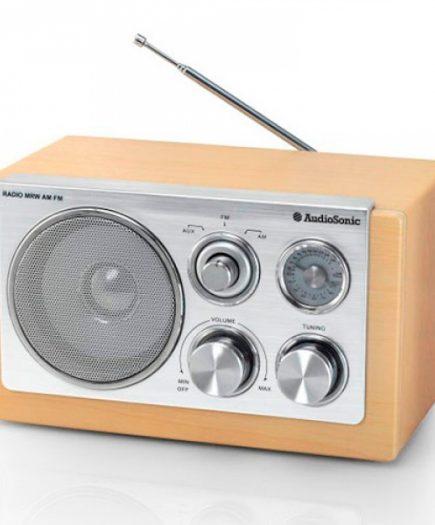 xekios Radio Rétro Audiosonic RD1540