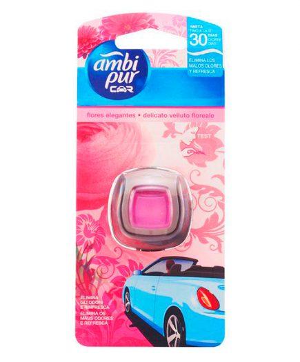 xekios Ambi Pur - CAR ambientador desechable frescura floral