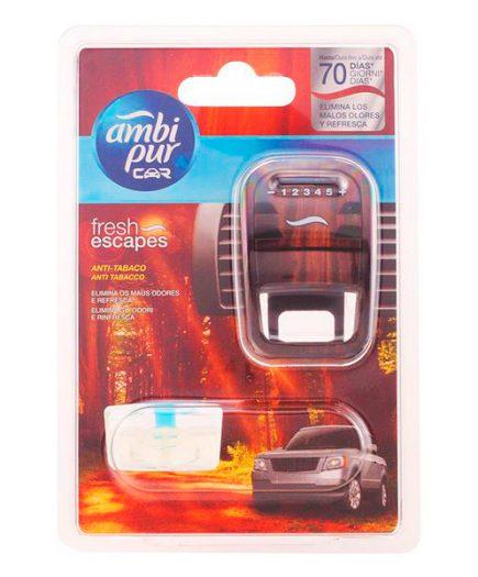 xekios Ambi Pur - CAR ambientador aparato + recambio anti-tabaco 7 ml