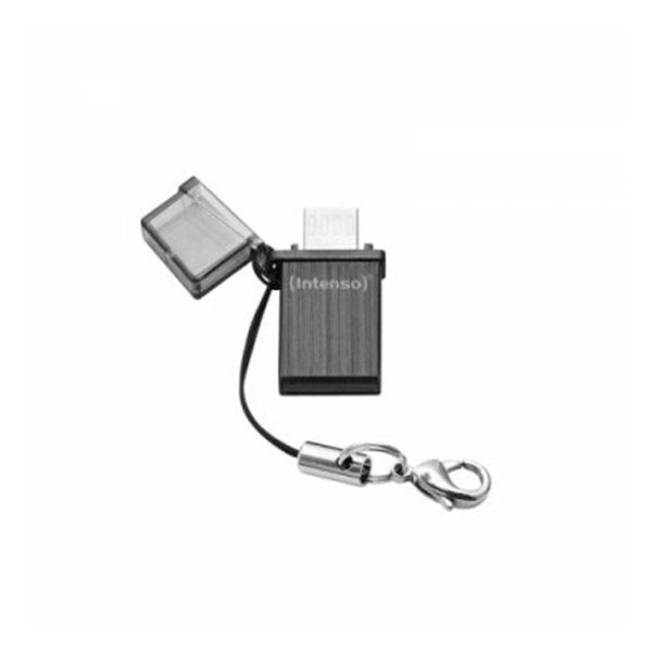 xekios Clé USB et Micro USB INTENSO 3524470 16 GB Noir