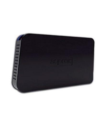 xekios Boîtier Externe approx! appHDD05BK 2.5 USB 2.0 Noir