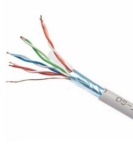 xekios Câble RJ45 Catégorie 5 FTP Rigide GEMBIRD PSIFPC-5004E-S 305 m Gris