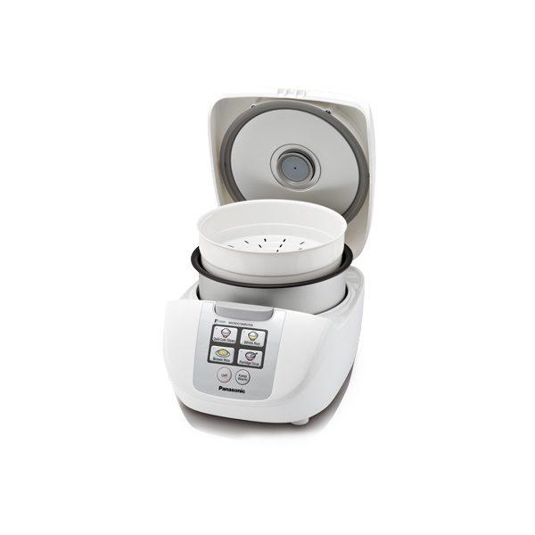 xekios cuiseur à riz Panasonic 222655 750W 1.8L Blanc