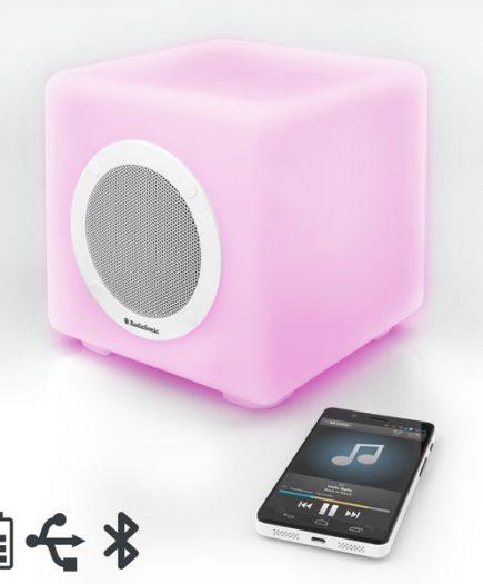 xekios Enceinte Bluetooth LED AudioSonic SK1539