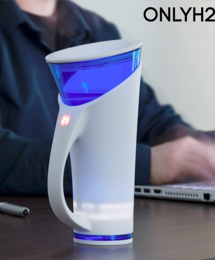 xekios Carafe Intelligente Smart Cup Only H2O