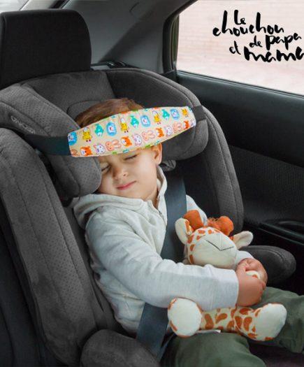 xekios Attache-Tête de Voiture pour Enfants Le Chouchou de Papa et Maman