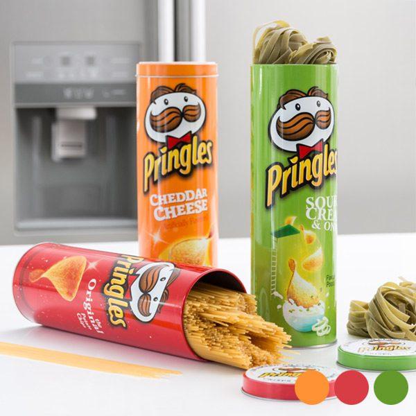xekios Boîte Métallique Pringles
