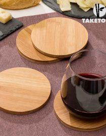 xekios Planche en Bambou à Découper le Pain TakeTokio