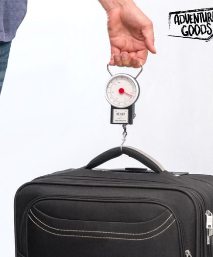 xekios Balance Romaine Analagique pour Bagages Adventure Goods