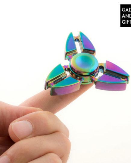 xekios Fidget Spinner Rainbow I Gadget and Gifts