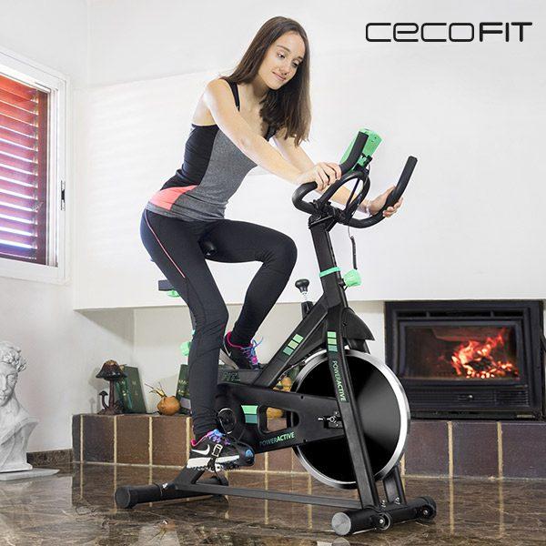 xekios Vélo d'Appartement Cecofit Power Active 7018