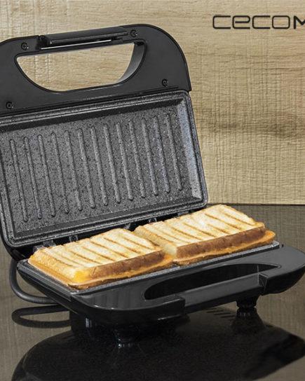 xekios Grille-Sandwichs Cecomix Square 3030 750W
