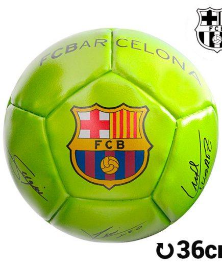 xekios Ballon de Football Mini Jaune FC Barcelone