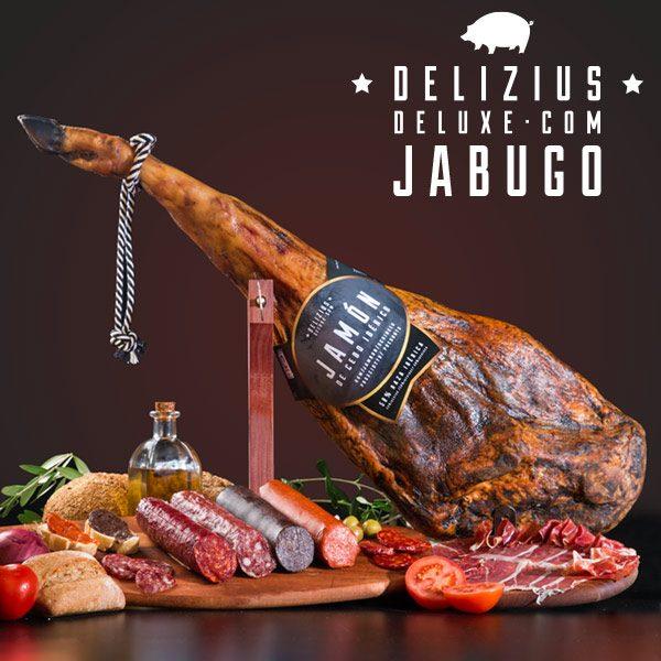 xekios Jambon Ibérique de Gavage Delizius Deluxe