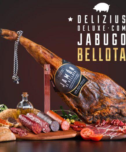 xekios Jambon de Gland Ibérique Delizius Deluxe