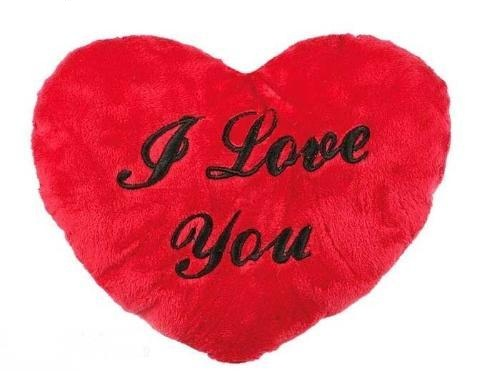 xekios Coeur Peluche I Love You 35 cm