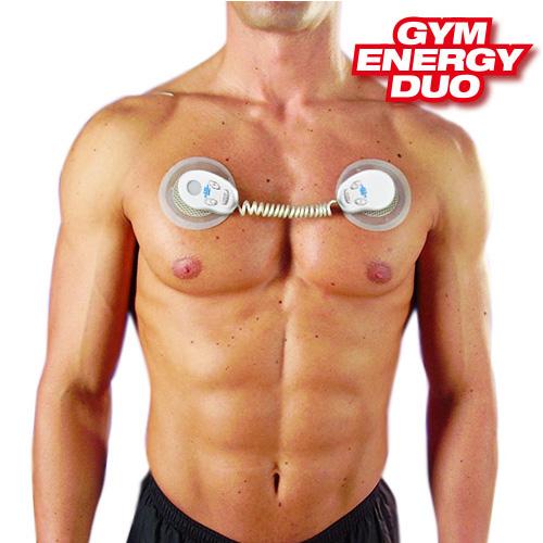 xekios Électrostimulateur Gym Energy Duo