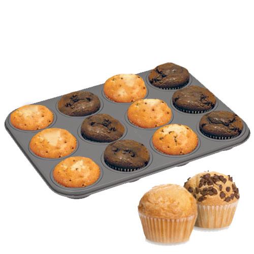 xekios Moules à Muffins