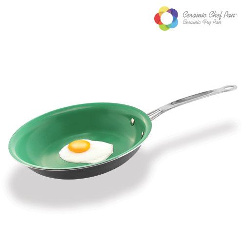 xekios Poêle Écologique Ceramic Fry Pan