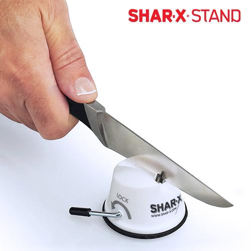 xekios Aiguiseur de Couteaux Shar X Stand