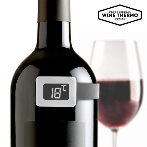 xekios Thermomètre à Vin Summum Sommelier