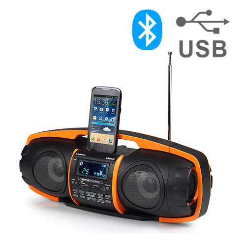 xekios Radio MP3 Bluetooth AudioSonic RD1548