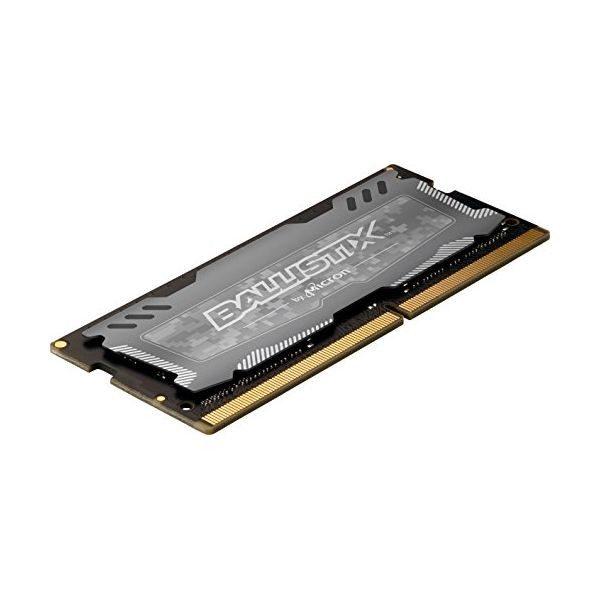 xekios Mémoire RAM Crucial IMEMD40074 BLS16G4S240FSD DDR4 16 GB 2400 MHz