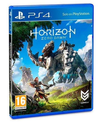 xekios Horizon Zero Dawn Standard Edition (PS4) Sony