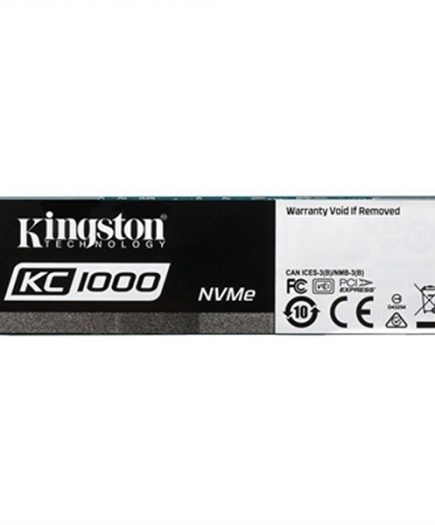 xekios Disque dur Kingston KC1000 NVMe PCIe SSD 240GB, M. SKC1000/240G 240 GB